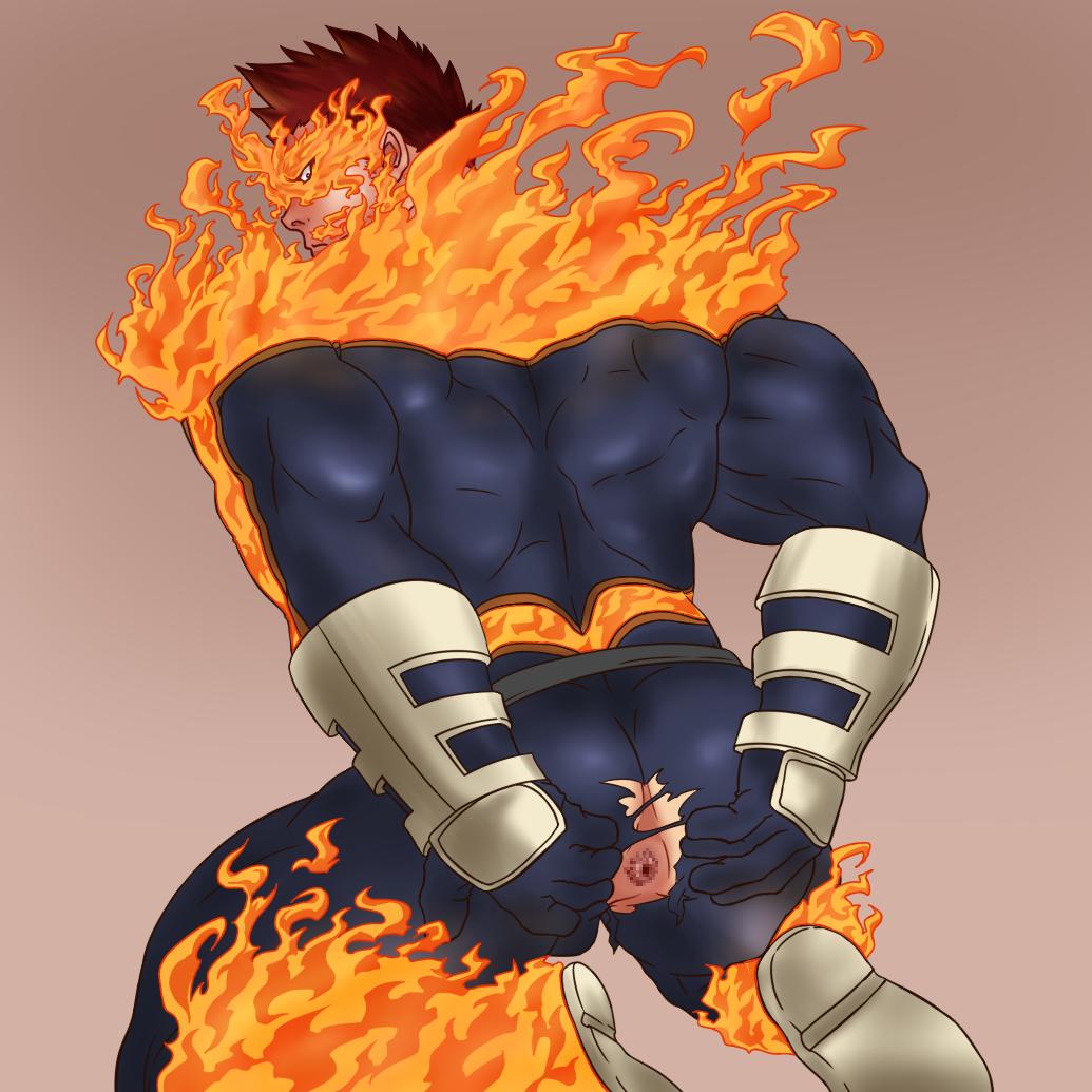 hagakure hero my hentai academia Witch of steel annerose hentai