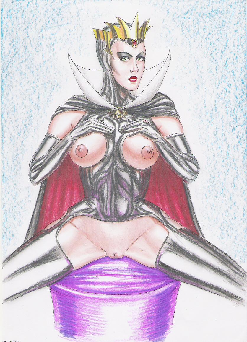 the ever after evil queen high Unsweet netorare ochita onna tachi