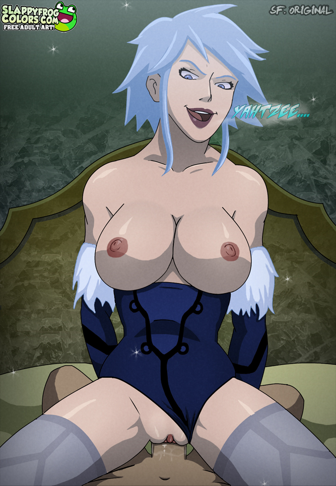 king frost x shark killer Helter skelter hakudaku no mura