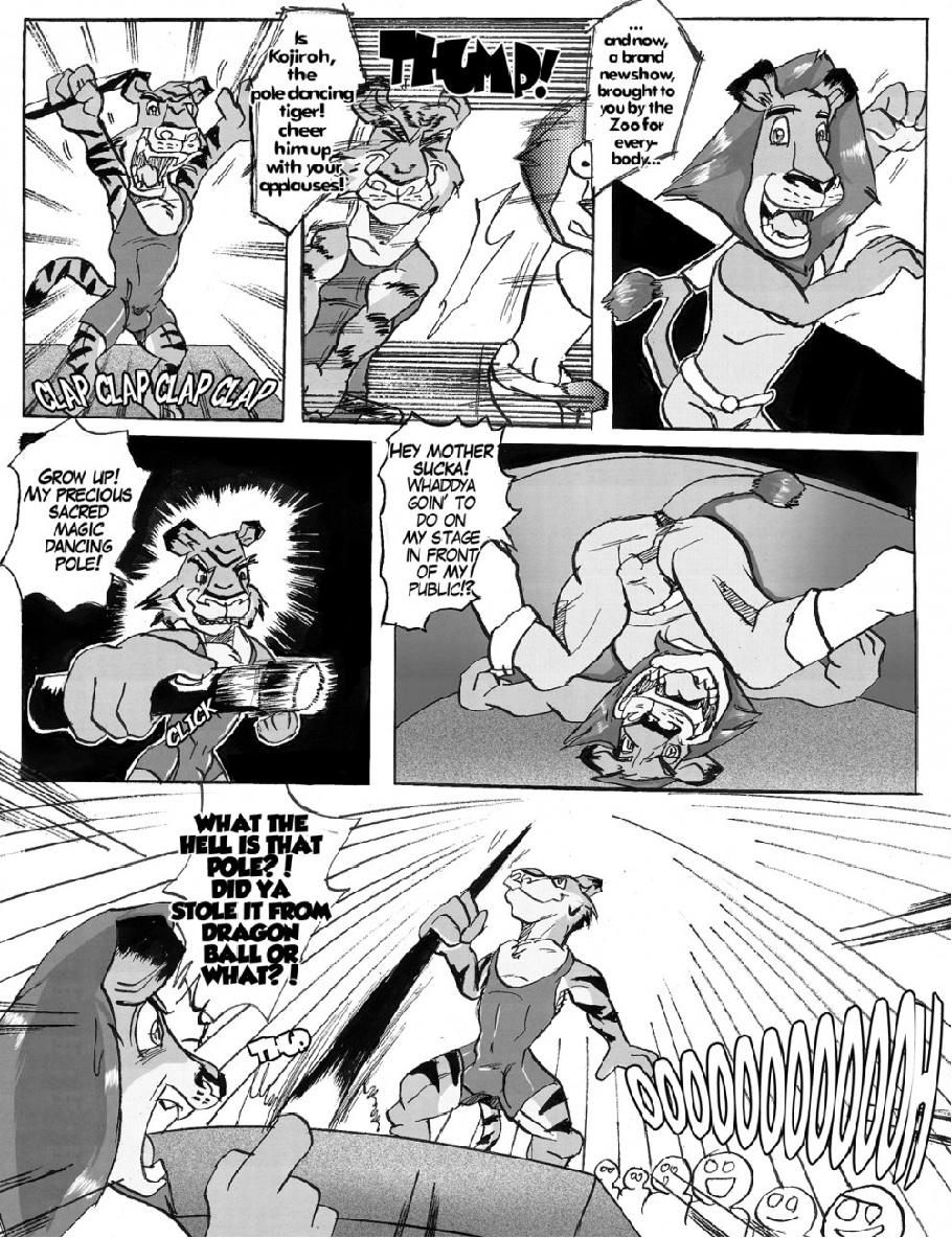gay the furry internship comic Kamidori alchemy meister h scenes