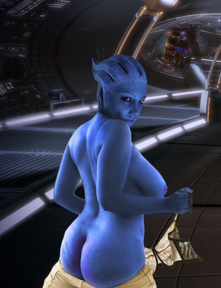 old liara t'soni how is Petra from attack on titan