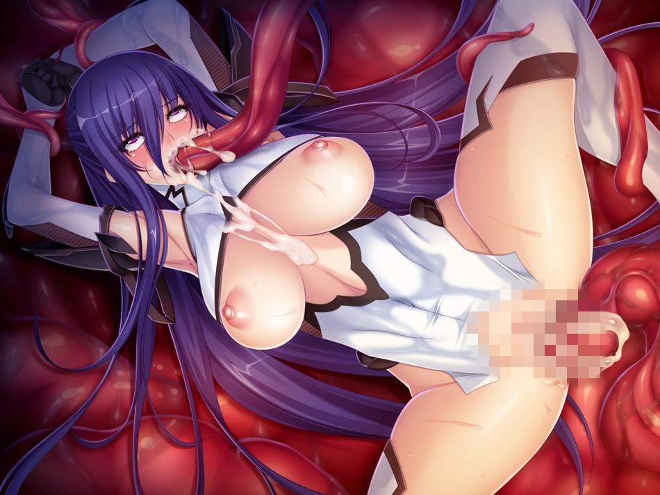 all the through way tentacle Moshimo ashita ga hare naraba