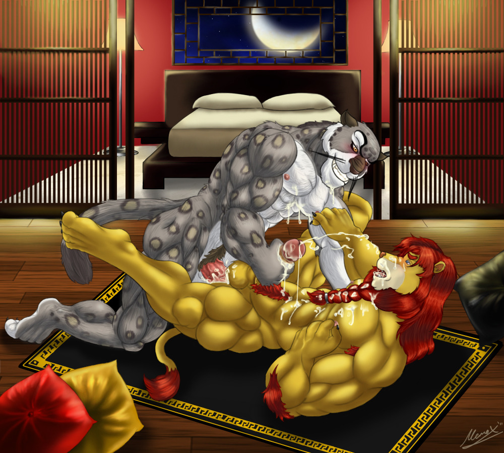 kung tigress fu porn panda Man's best friend with benefits u18
