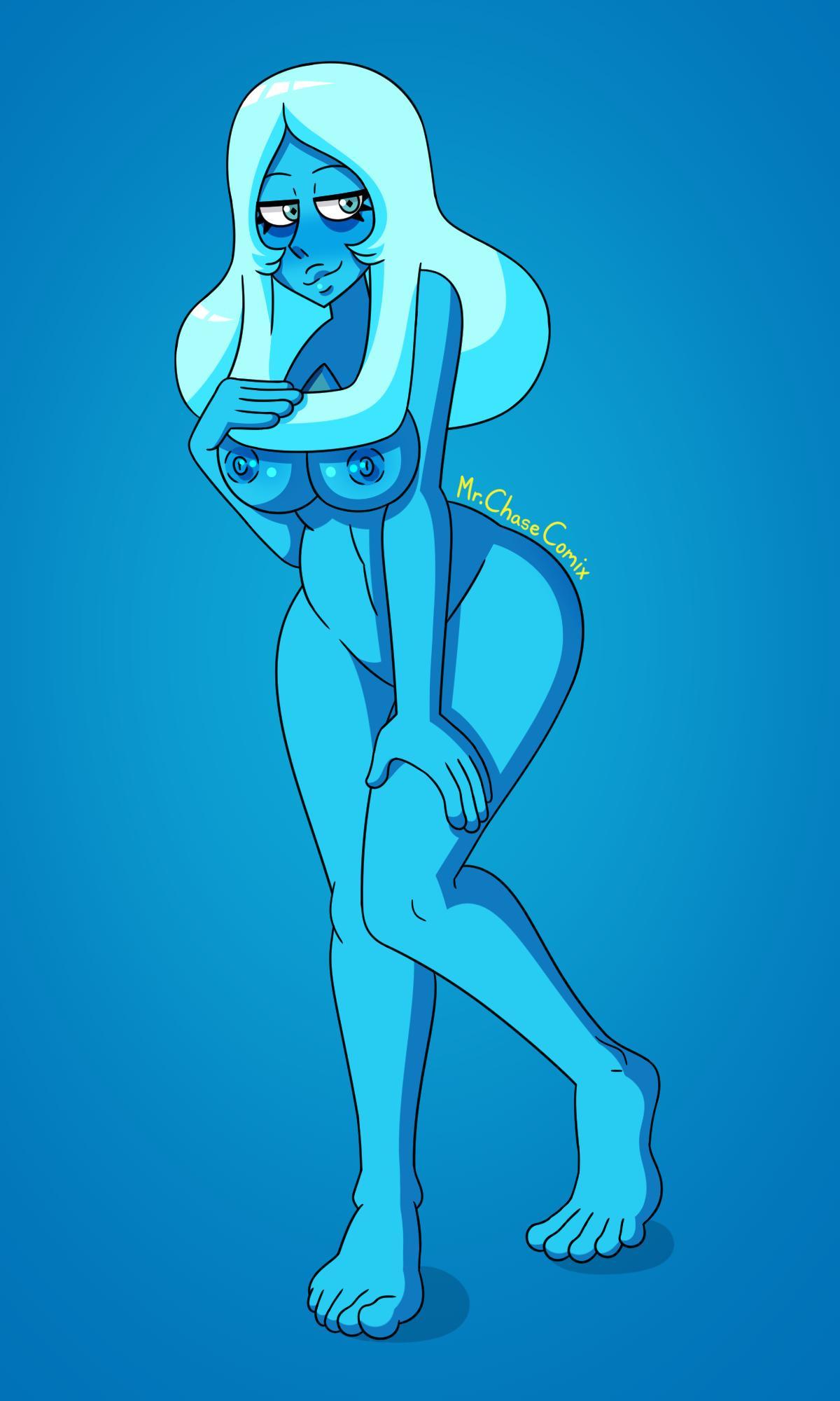 universe diamond hentai steven blue Anejiru the animation: shirakawa sanshimai ni omakase