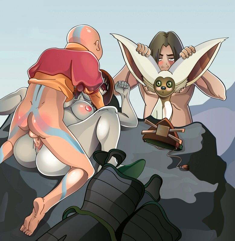 airbender naked the last toph avatar Male to female transformation comic