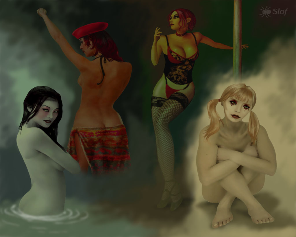 jeanette vampire bloodlines masquerade the and save therese Jutta an dimun witcher 3
