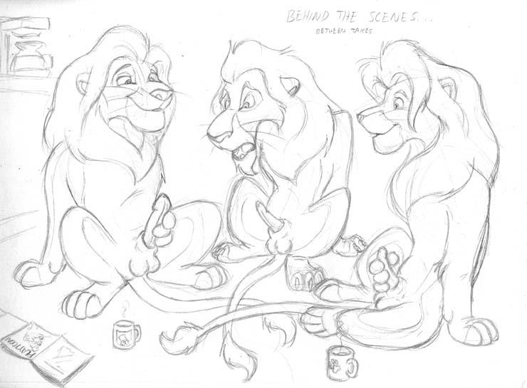 king lion in who sarafina the is Chun li street fighter 5 nude mod