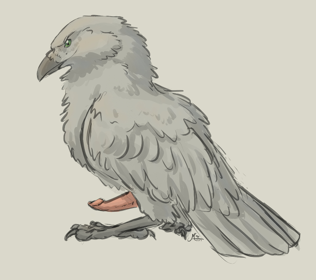 animations jaiden ari the bird Trials in tainted space raskvel