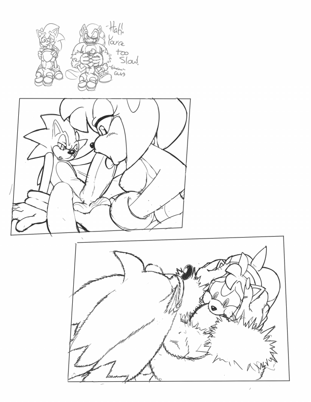gif rose sonic amy x Vix spark a space tail