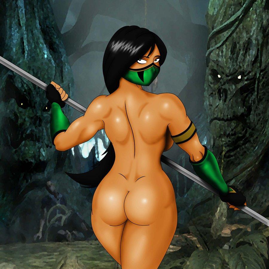 mortal characters female nude kombat Miss kobayashis dragon maid