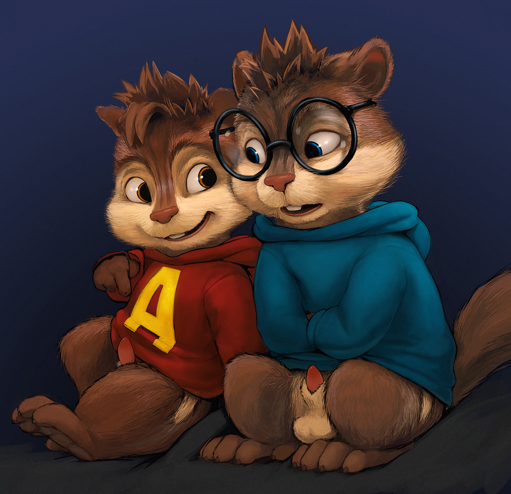 chipmunks the and alvin nude Trials in tainted space sex
