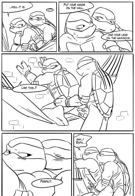 teenage ninja turtles gay mutant sex Renkin 3-kyuu magical? pokahn
