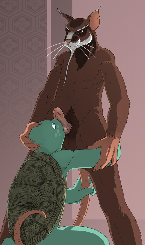 hun mutant ninja teenage turtles Specimen 3 spooky's house of jumpscares