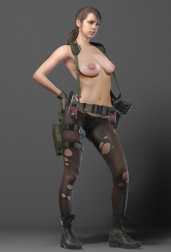gear) quiet (metal Five nights at anime