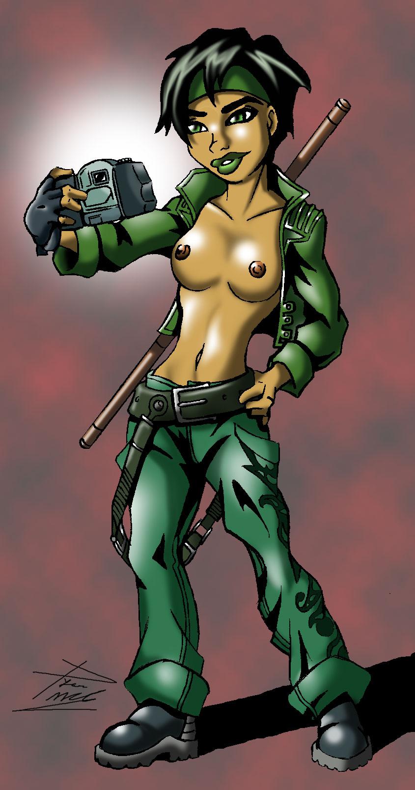 lord marksman vanadis and uncensored Boom-boom x-men