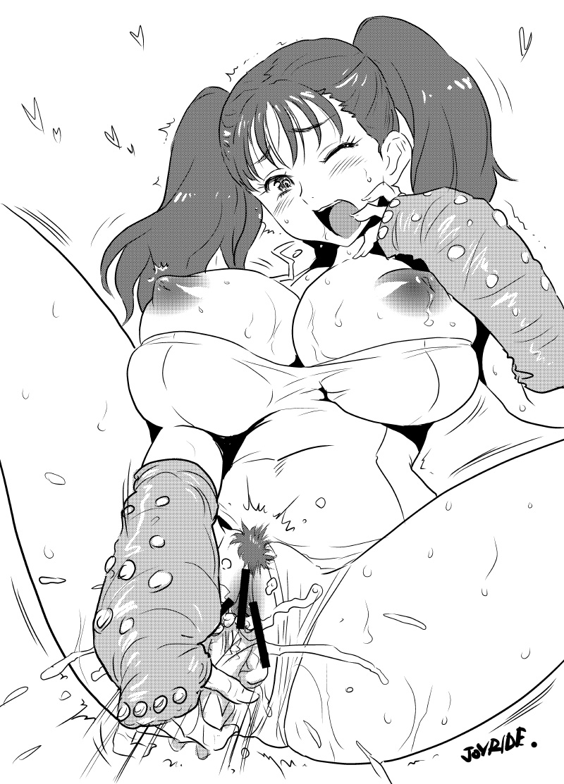 taizai jericho nanatsu no hentai Senran kagura estival versus uncensored