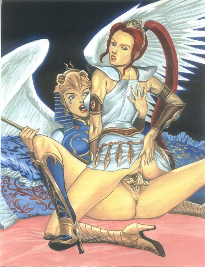 great the prince forest of The developing adventures of golden girl comic