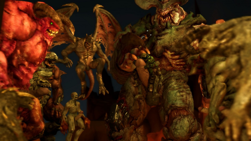 doom of baron 1 hell Detroit: become human