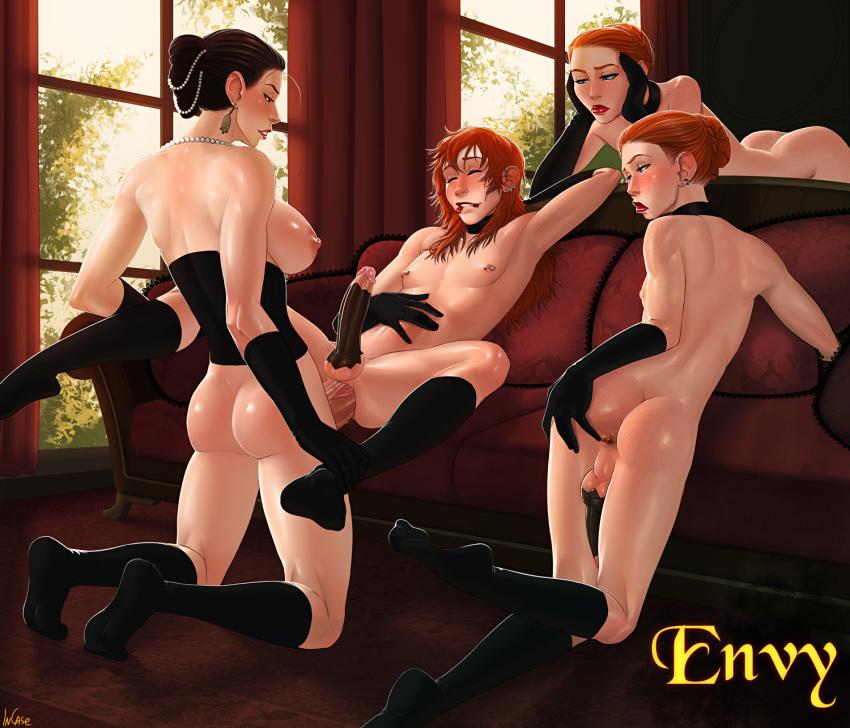 deadly naked sins diane seven Specimen 9 spooky's house of jumpscares