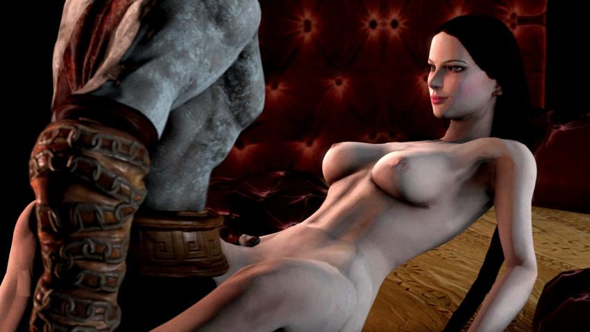 of 4 war nude god Legend of zelda breath of the wild