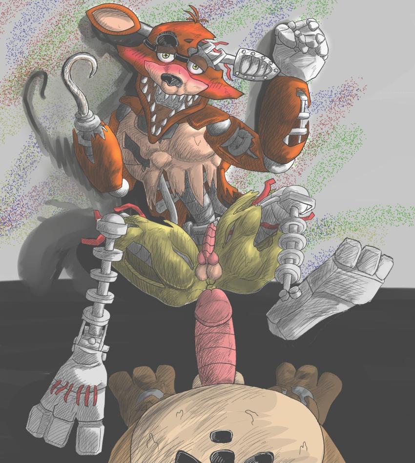 foxy muscle fox the pirate Naruto uzumaki and sakura haruno