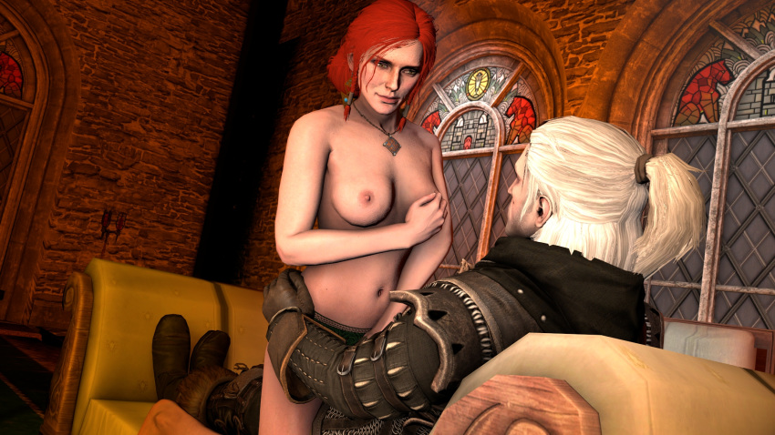 nude triss witcher merigold 3 Dragon ball z xenoverse 2 female majins images