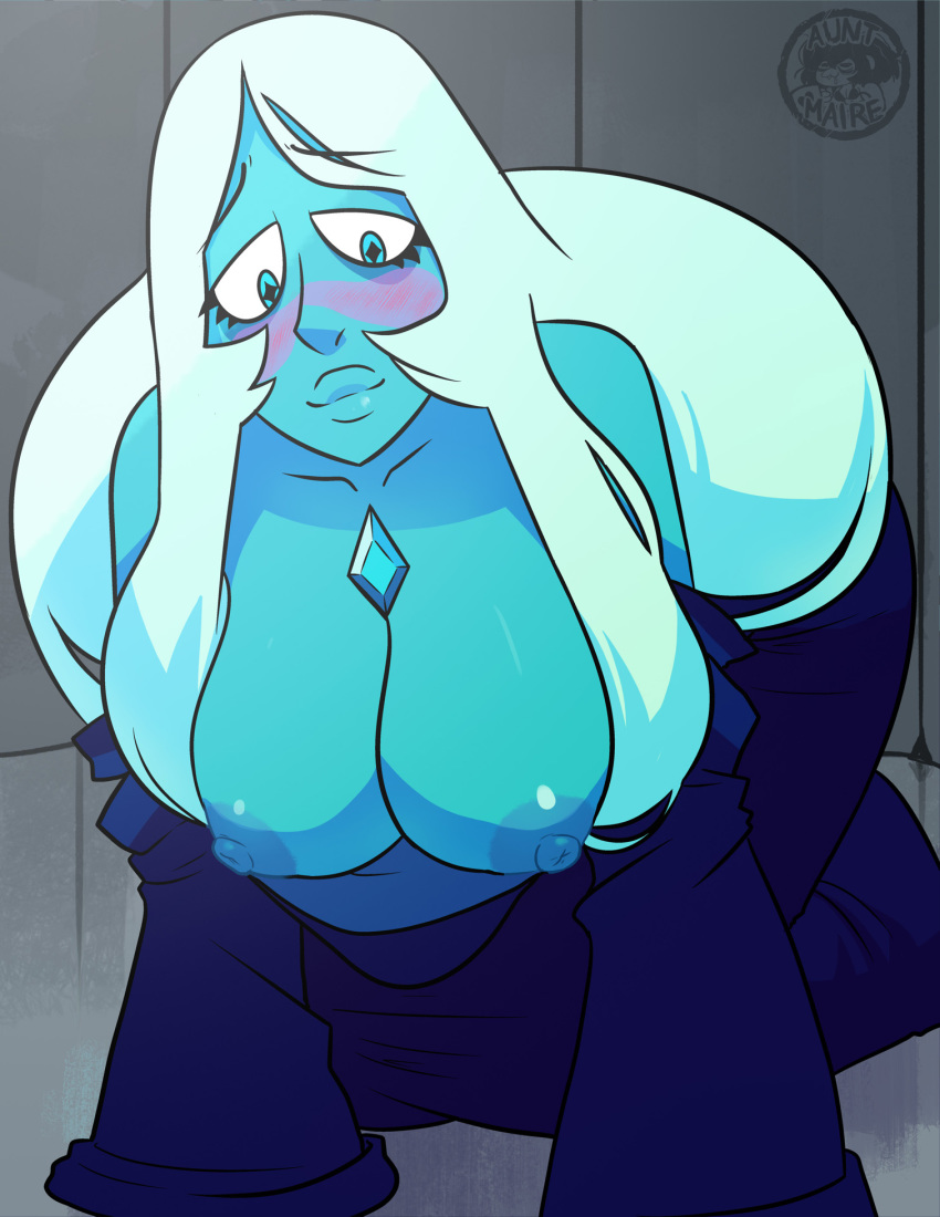 hentai diamond universe steven blue Tails and cosmo have sex