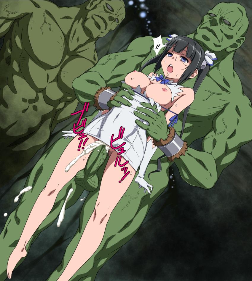 wo ni no deai wa dungeon motomeru (mahou shoujo tokushusen asuka