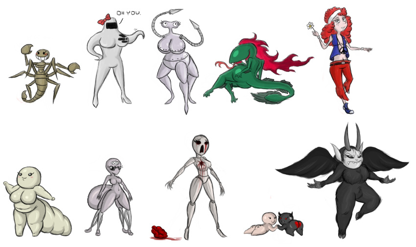 of judas the binding isaac Male to female transformation anime