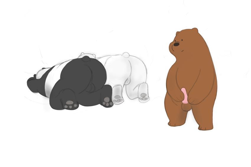 bears we comic porn bare Youkoso! sukebe elf no mori