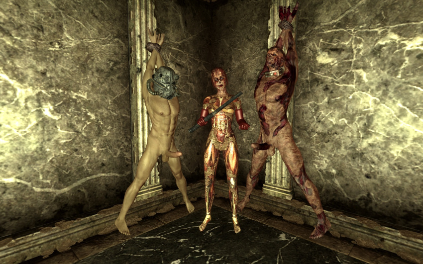 4 assaultron fallout Scooby doo hex girls nude