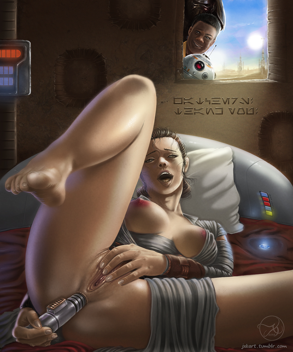 force naked star the wars awakens rey No homo but we smokin