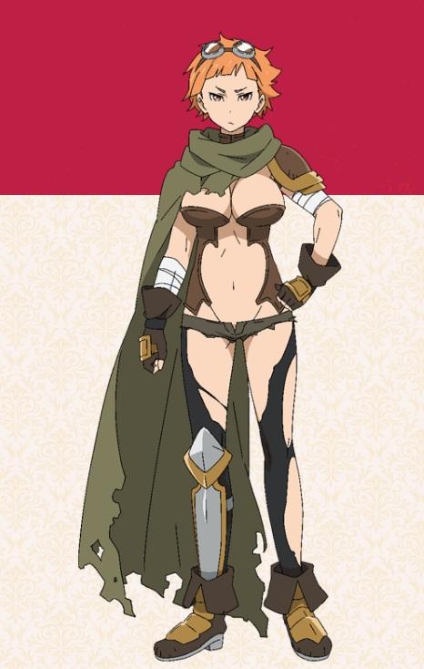 maou-sama hataraku lucifer Male to female transformation gif