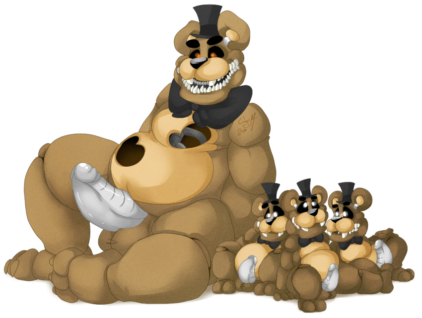 puppets at nights freddys five Henry five nights at freddy's
