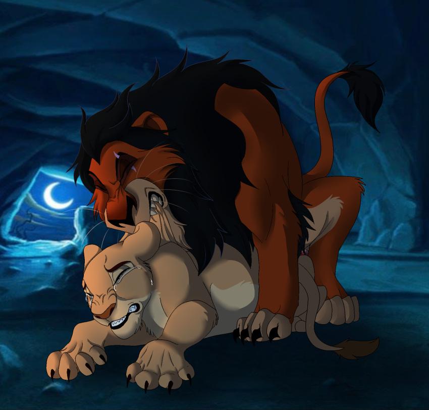 pregnant king nala lion the Koutetsu_no_majo_annerose