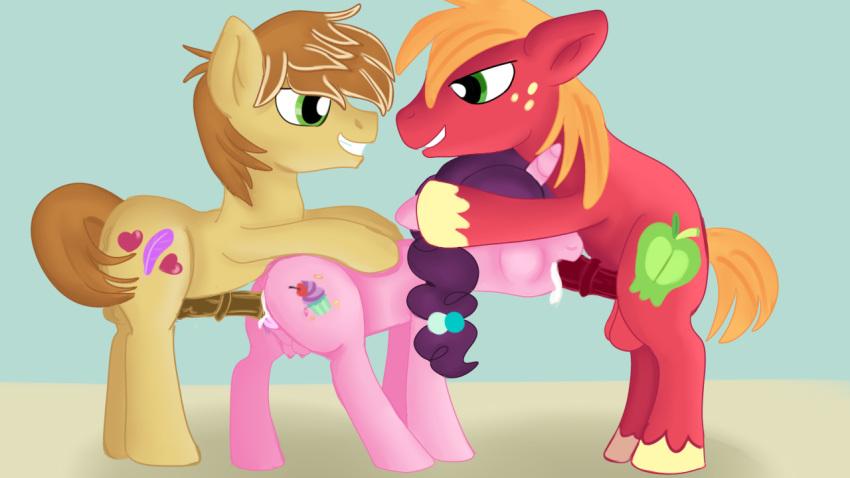 my pony little sugar belle Galacta knight x meta knight