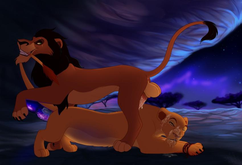 nala lion king the pregnant War for the overworld succubus