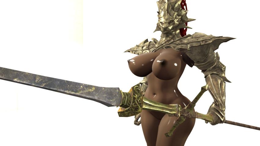souls dark 3 armor fire witch Panty and stocking with garterbelt kneesocks